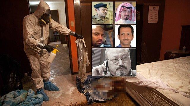 Arabistan'dan özel jetle 'temizlik' için geldiler