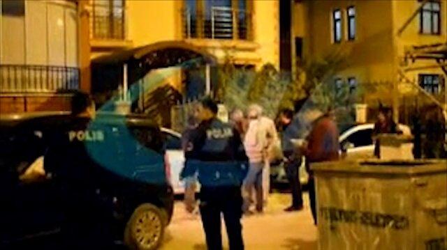 Polisin müdahale ettiği kavgada silahla 4 el ateş açıldı