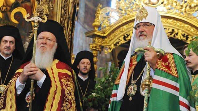 İstanbul Fener Rum Patrikhanesi: Moskova'ya direneceğiz