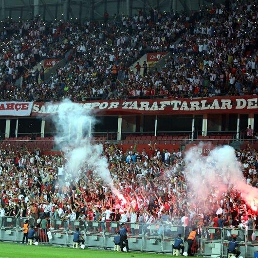 Samsunspor bazı Süper Lig takımlarını geçti