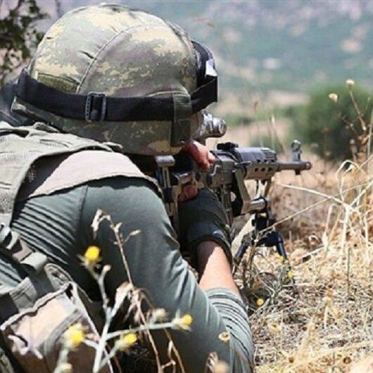 Ağrı'da 2 terörist öldürüldü