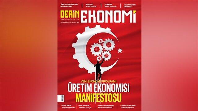 Derin Ekonomi yılın dergisi oldu