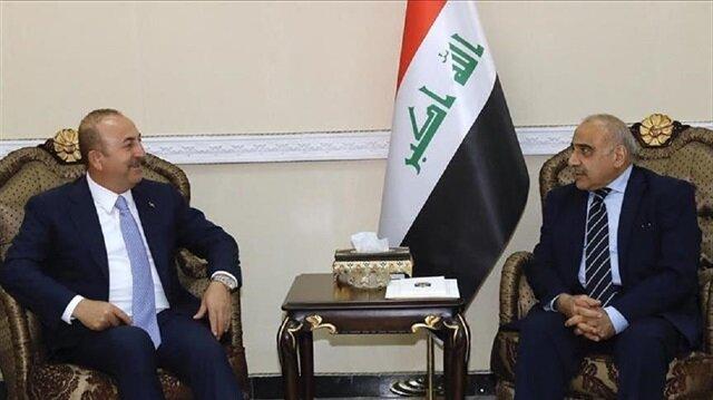 جاويش أوغلو يجري زيارة رسمية إلى العراق
