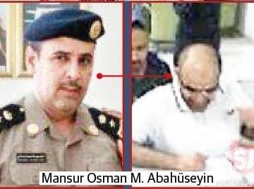 الضابط برتبة مقدم في قوات الدفاع المدنيّ السعودي، منصور عثمان أبا حسين (46 عامًا)