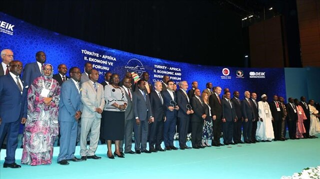 Turkey-Africa Economy and Business Forum