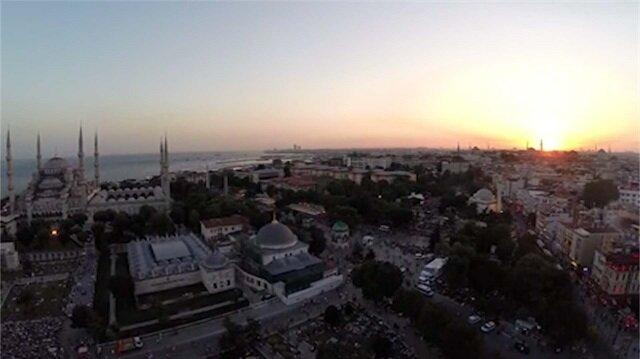 İstanbul'un incisi: Tarihi Yarımada