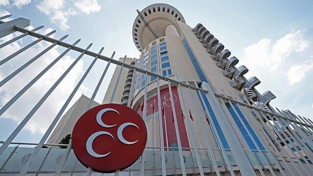 MHP Genel Merkezi - Ankara