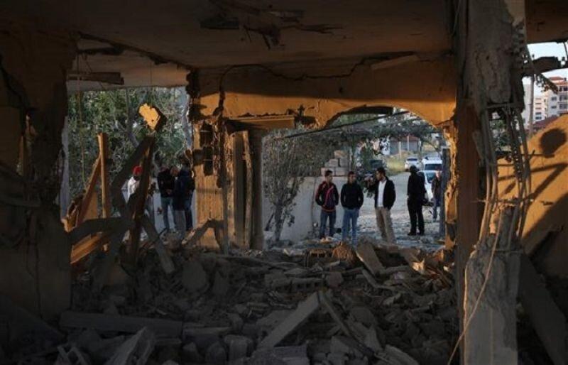 Batı Şeria'da yaşayan Filistinliler İsrail'in yıkım politikaları ile kendilerini bölgeden göndermek istediklerini düşünüyor.
