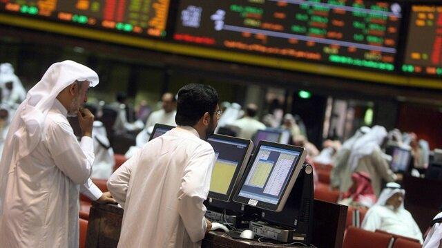 التراجع يجتاح البورصات العربية جراء خسائر الأسواق العالمية
