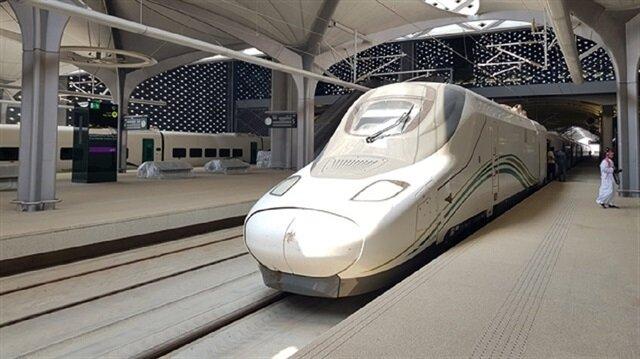 Yeni tren projesi, hacı ve umrecilerin geliş gidişlerini kolaylaştıracak.