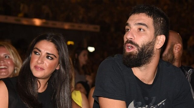 Arda Turan'ın eşinden ilk açıklama: Kimse bize zarar veremez