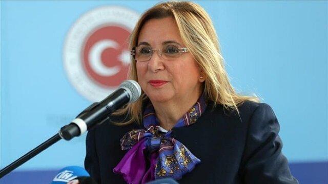 وزير التجارة التركية روهصار بكجان