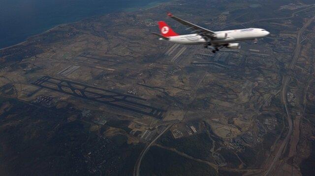 3. havalimanında ilk uçuşun fiyatları belli oldu