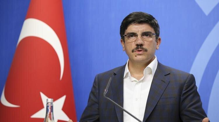 AK Parti Genel Başkan Danışmanı Yasin Aktay