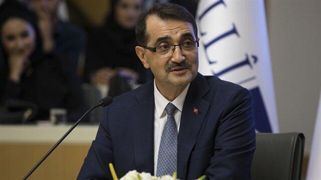 Enerji Bakanı Dönmez: Potansiyeli yüksek alanları üretime açıyoruz