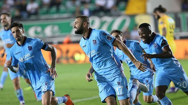 Trabzonspor'un puan durumu haberimizde.