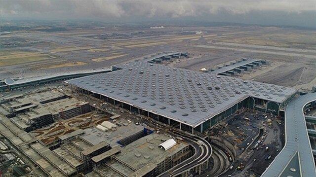 Yeni havalimanı, büyük bir törenle 29 Ekim'de Cumhurbaşkanı Recep Tayyip Erdoğan'ın ev sahipliğinde açılacak.