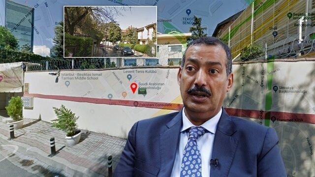 Suudi Arabistan İstanbul Başkonsolosu Muhammed al Otaibi