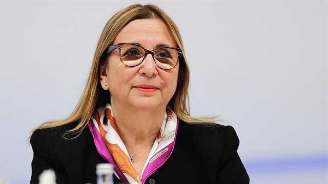 وزير التجارة التركية، روهصار بكجان