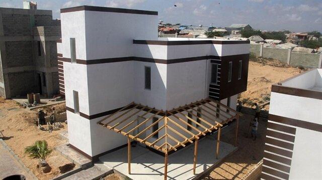 Eren Bülbül adına Somali'de yaptırılan yetimhane