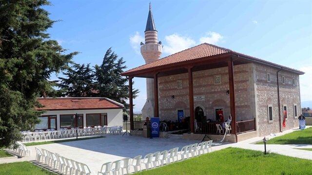 350 kişilik kapasiteli Ulu Cami'nin restorasyonunun bir milyon 148 bin liraya mal oldu.