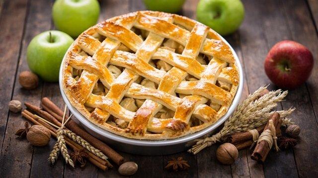 Elma ile yapılan bu lezzet, damakları şenlendiriyor.
