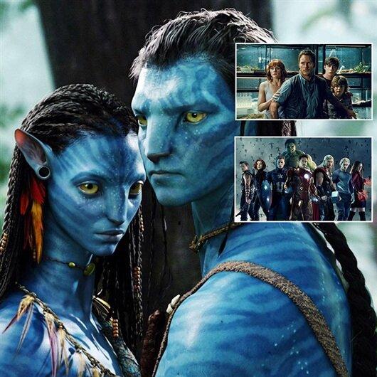 Dünyanın en çok izlenen 10 filmi
