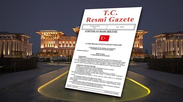 Cumhurbaşkanı Erdoğan'dan 'bürokrasinin azaltılması' için genelge