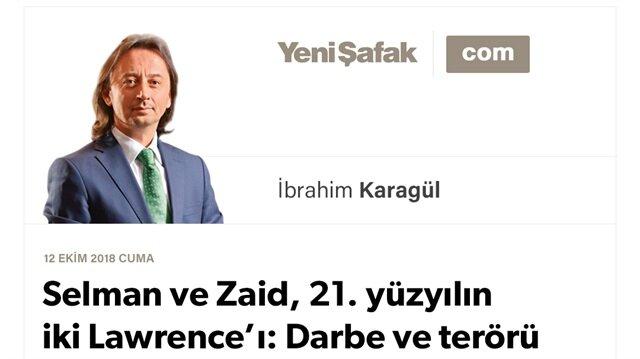 Selman ve Zaid, 21. yüzyılın iki Lawrence'ı: Darbe ve terörü finanse ettiler Erdoğan'ı hedef aldılar, Afrin'de ağır darbe yediler.. Bu sefer fena yakalandılar! Yüzyıl sonra aynı yerdeyiz.