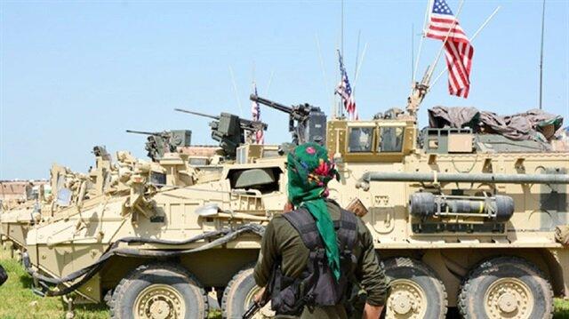 ABD öncülüğündeki Uluslararası Koalisyon önceki akşam terör örgütü PKK/YPG'ye 30'u zırhlı araç yüklü olan 300 TIR'lık bir konvoy daha yolladı.