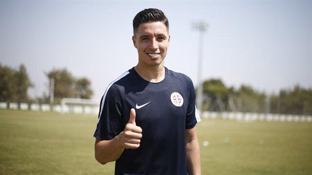 Samir Nasri son olarak Antalyaspor'da forma giymişti.