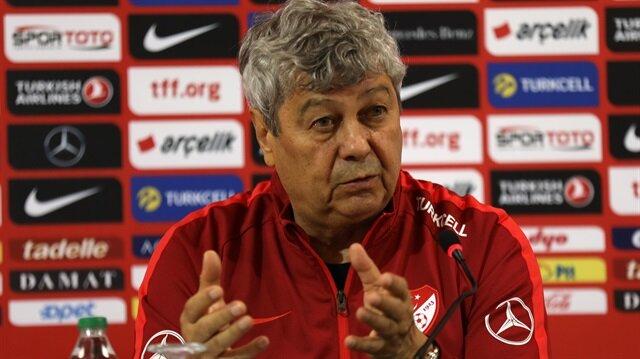 Lucescu: Hakan ve Cengiz artık gol atmalı