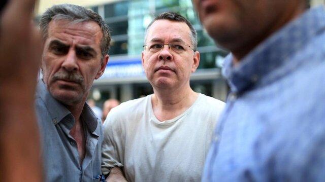 Brunson serbest bırakıldı