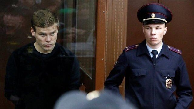 Kokorin ve Mamaev'e 2 ay hapis cezası