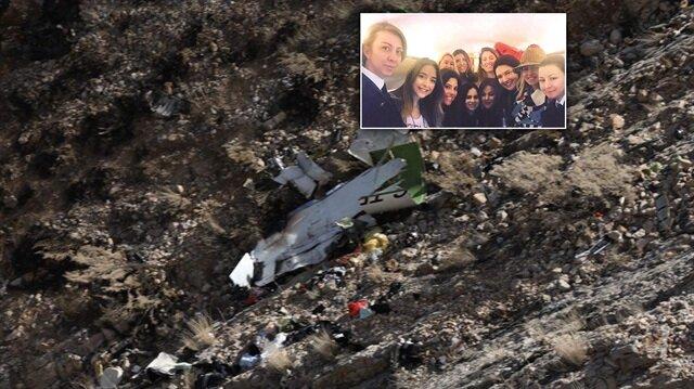 İran'da düşen ve 11 kişiye mezar olan özel jetin hız göstergeleri bozulmuş ve bu arıza pilotları yanıltmış.