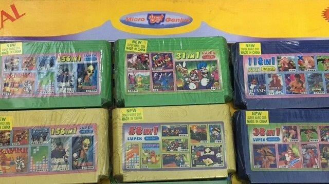 Micro Genius atari ve oyunları