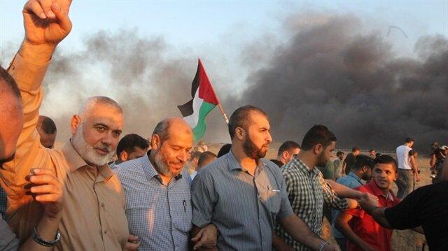Gazze ablukadan kurtuluncaya kadar gösteriler devam edecek