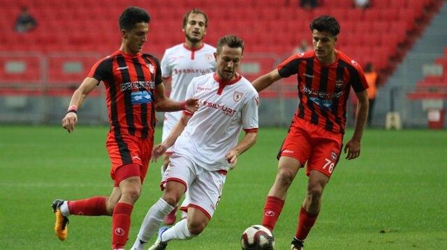 Samsunspor, sahasında karşılaştığı Gaziantepspor'u 2-0 yendi.
