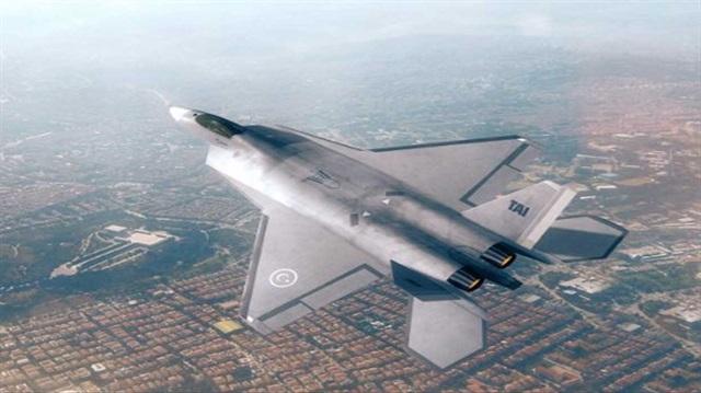 Milli Muharip Uçak projesi