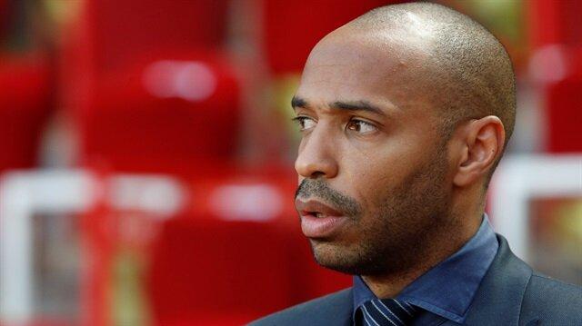 Thierry Henry, Monaco ile ilk kez A takım deneyimi yaşayacak.