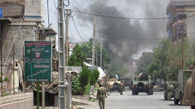 Afganistan'da kanlı 'seçim' saldırı: 22 ölü