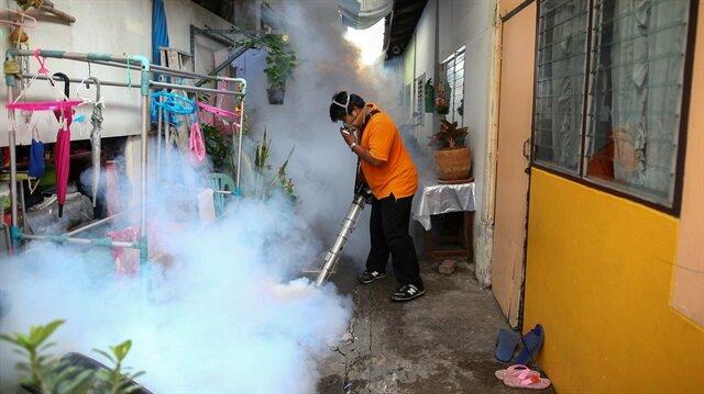 Arşiv: Zika virüsüne karşı önlemler alınıyor