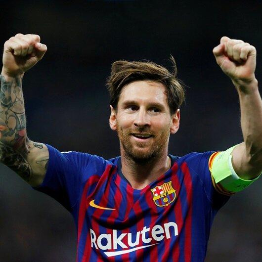 Messi'ye 'özel maddeli' yeni sözleşme