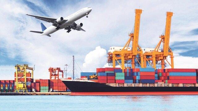 İhracat geçen yılın aynı ayına göre yüzde 7,6, ithalat ise yüzde 8 artış kaydetti.