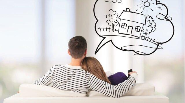 Türkiye genelinde 5 milyon 532 bin 989 kiracı arasından 3 milyon 928 bin 422'si bir gün ev sahibi olacağını düşünüyor