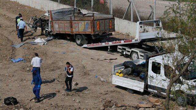 22 kişinin öldüğü kazada şoförün ehliyetinin olmadığı ortaya çıktı