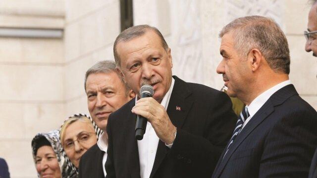 Cumhurbaşkanı Erdoğan İş Bankası'nda atılacak adımı açıkladı