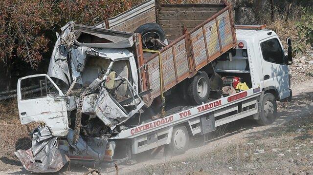 Göçmenleri ölüme götüren kamyon kiralık çıktı