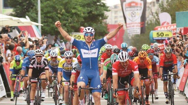 TUR 2018'de 5. etap Hodeg'in