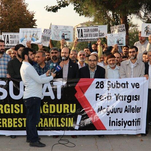 '28 Şubat siyasi yargı kararları iptal edilsin' talebi